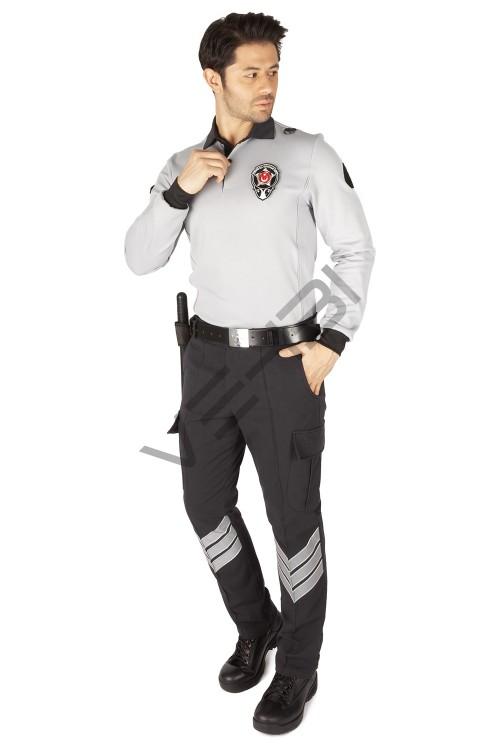 Yeni Tip Kamu Özel Güvenlik Erkek Kışlık Pantolon
