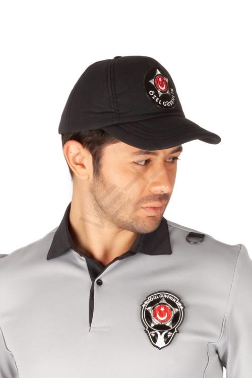 Yeni Tip Kamu Özel Güvenlik Erkek Kışlık Şapka Kep