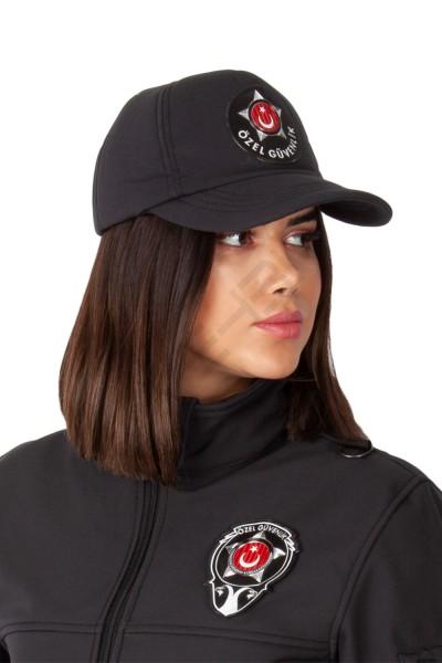 Yeni Tip Kamu Özel Güvenlik Kadın Kışlık Şapka Kep